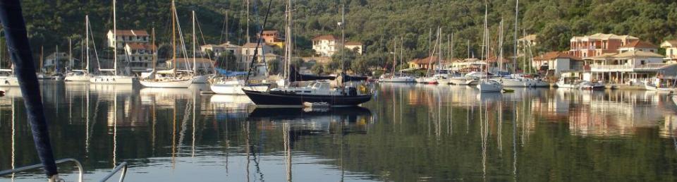 yacht charter guide sivota lefkas