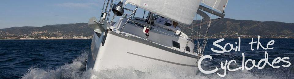 Yacht charter Cyclades
