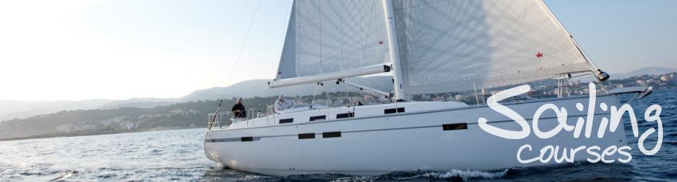 Sailing courses in Greece
