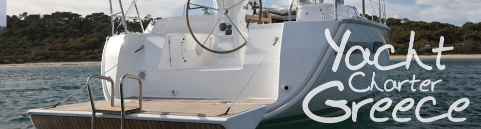 Island Sailing yacht charter Greece