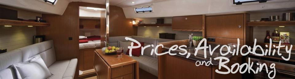 Athens yacht charter prices