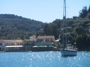 Lakka yacht charter Greece Island Sailing