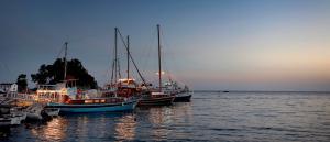 Petriti yacht charter Greece