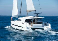 Bali 4.5 Catamaran yacht charter Croatia