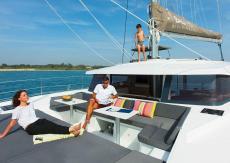 Bali 4.5 Croatia yacht charter
