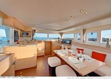 Lagoon 450 yacht charter greece