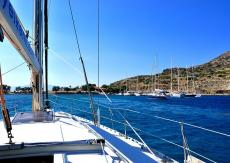 Island Sailing's yachts